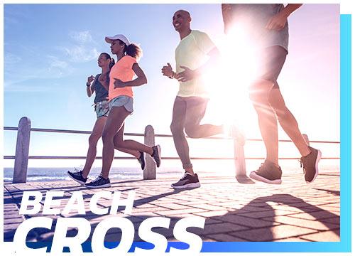Wellness Beach Cross